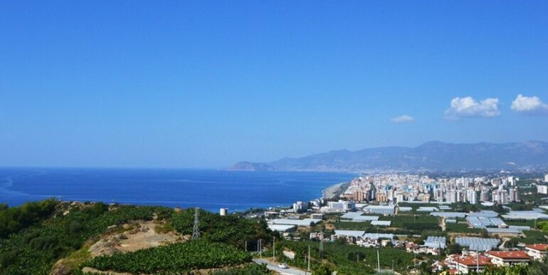 135000 Euro Penthouse For Sale in Alanya 3
