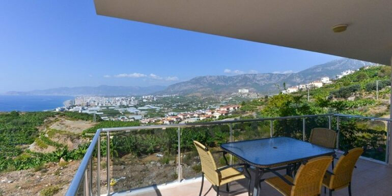 135000 Euro Penthouse For Sale in Alanya 4