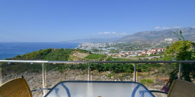 135000 Euro Penthouse For Sale in Alanya 5