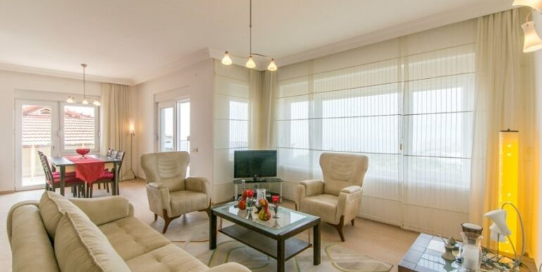 135000 Euro Penthouse For Sale in Alanya 10