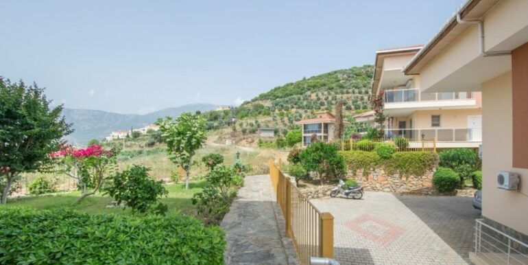 135000 Euro Penthouse For Sale in Alanya 17