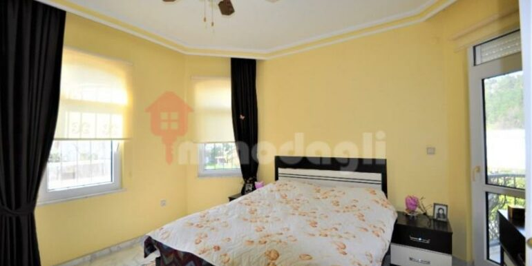 135000 Euro Villa For Sale in Alanya 9