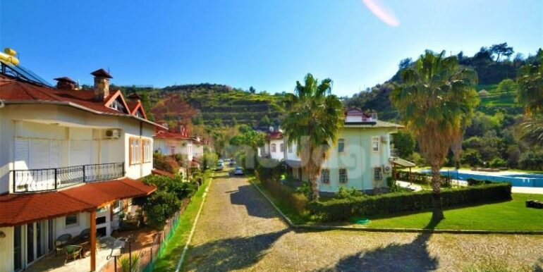 135000 Euro Villa For Sale in Alanya 12