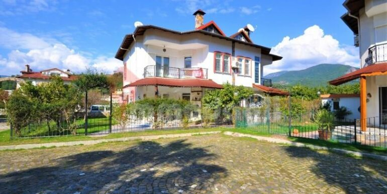 135000 Euro Villa For Sale in Alanya 18