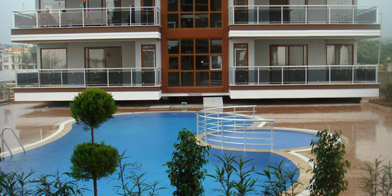 140000 Euro Beach Apartment For Sale in Alanya Kestel 6