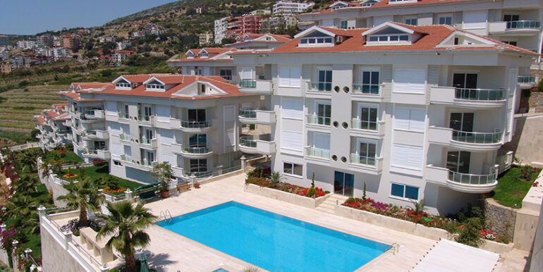 149000 Euro Penthouse For Sale in Alanya 13