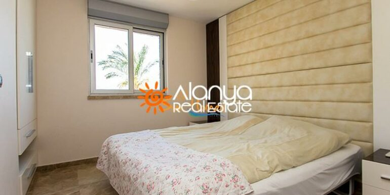 149000 Euro Sea View Penthouse For Sale in Alanya 9
