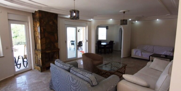 149000 Euro Villa For Sale in Alanya 3