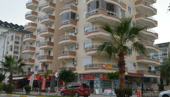 159000 Euro Alanya Sea View Penthouse For Sale 5