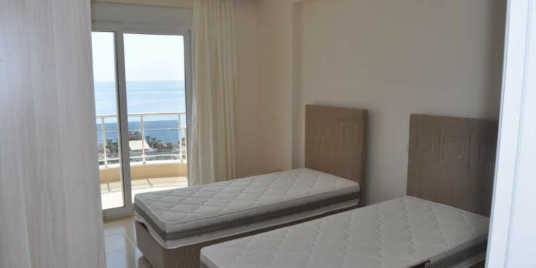 159000 Euro Alanya Sea View Penthouse For Sale 15