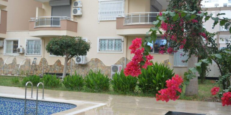 159000 Euro Alanya Sea View Penthouse For Sale 16