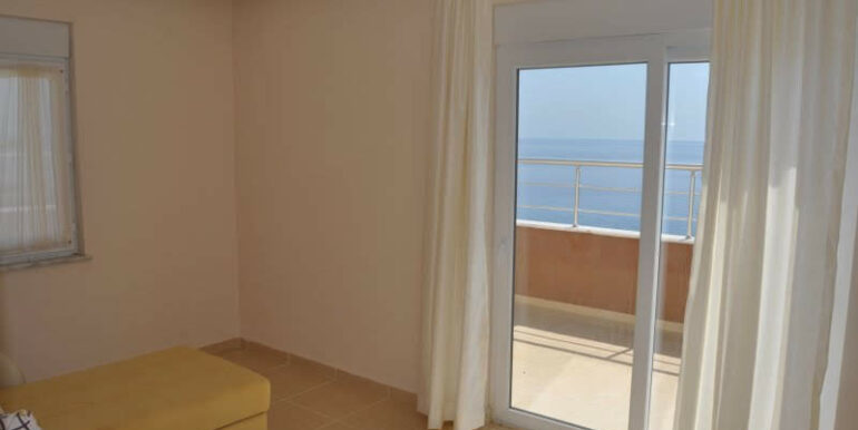 159000 Euro Alanya Sea View Penthouse For Sale 19