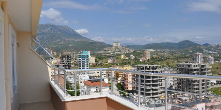 159000 Euro Alanya Sea View Penthouse For Sale 25