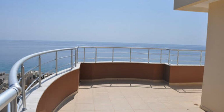 159000 Euro Alanya Sea View Penthouse For Sale 26