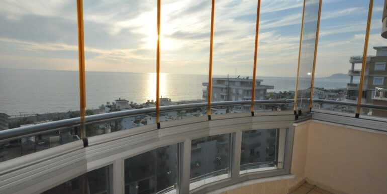 159000 Euro Alanya Sea View Penthouse For Sale 31