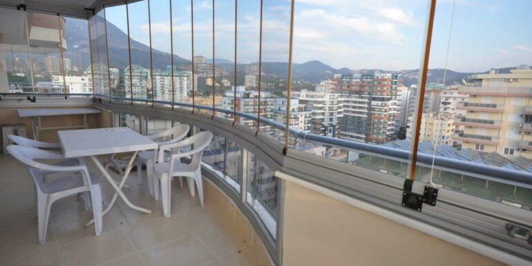 159000 Euro Alanya Sea View Penthouse For Sale 32