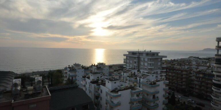 159000 Euro Alanya Sea View Penthouse For Sale 33