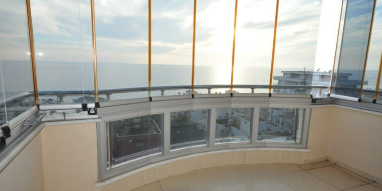 159000 Euro Alanya Sea View Penthouse For Sale 35