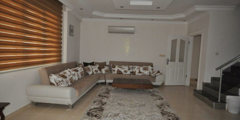 159000 Euro Alanya Sea View Penthouse For Sale 36