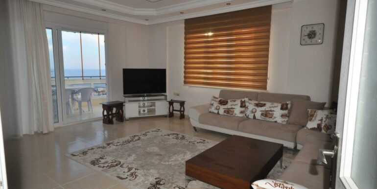 159000 Euro Alanya Sea View Penthouse For Sale 38