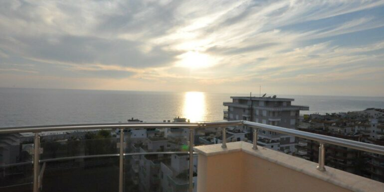 159000 Euro Alanya Sea View Penthouse For Sale 41