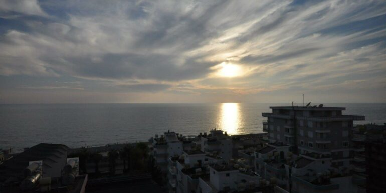 159000 Euro Alanya Sea View Penthouse For Sale 42