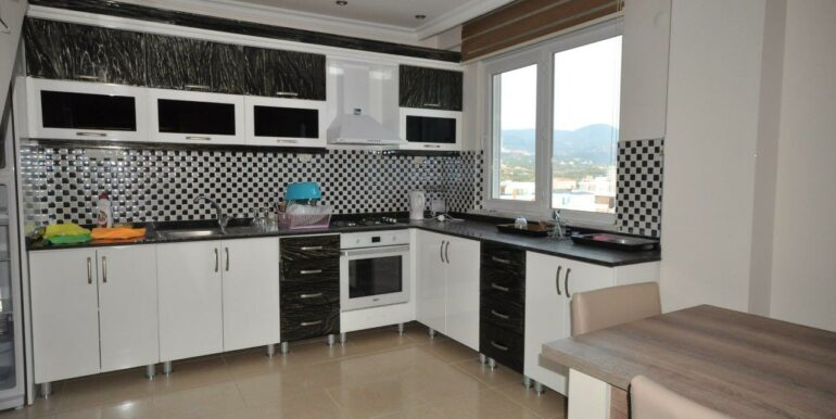 159000 Euro Alanya Sea View Penthouse For Sale 44