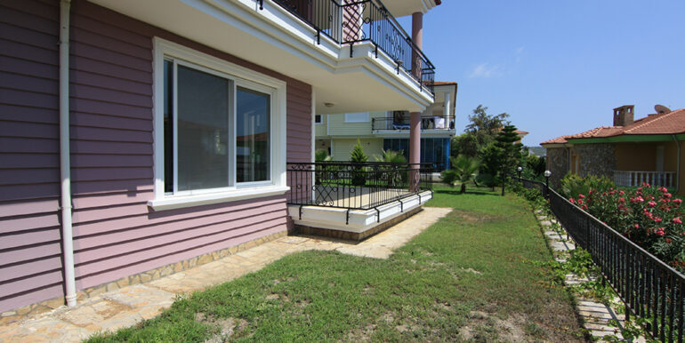 159000 Euro Beachfront Villa For Sale in Alanya 15