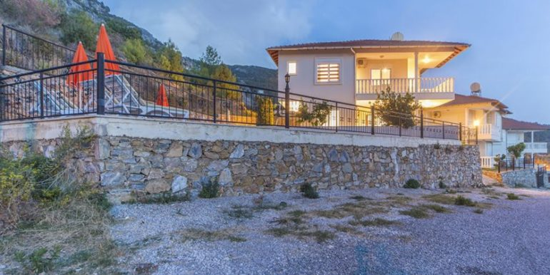 159000 Euro Sea View Villa for Sale in Alanya 33