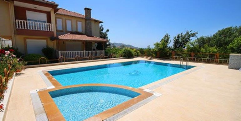 159000 Euro Villa For Sale in Alanya Demirtas 1