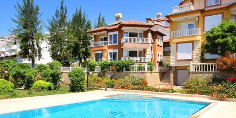159000 Euro Villa For Sale in Alanya Demirtas 2