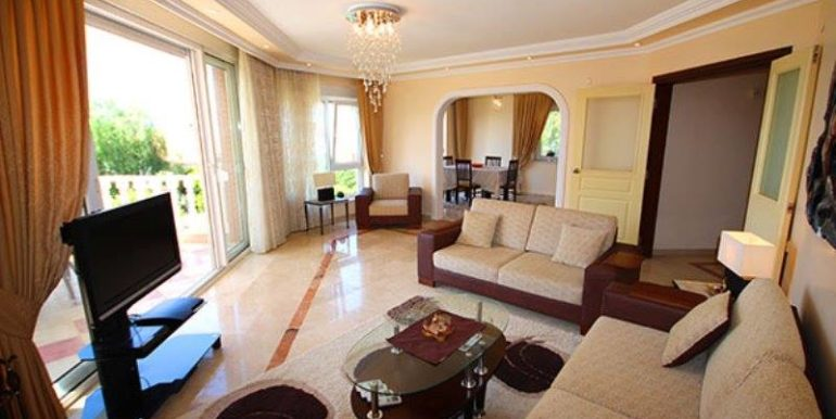 159000 Euro Villa For Sale in Alanya Demirtas 4