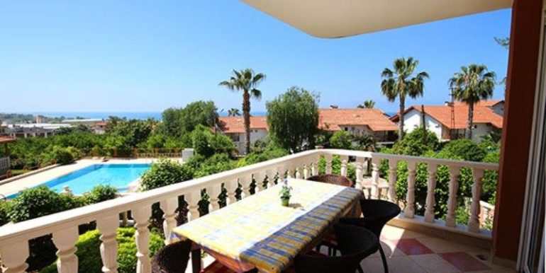 159000 Euro Villa For Sale in Alanya Demirtas 7