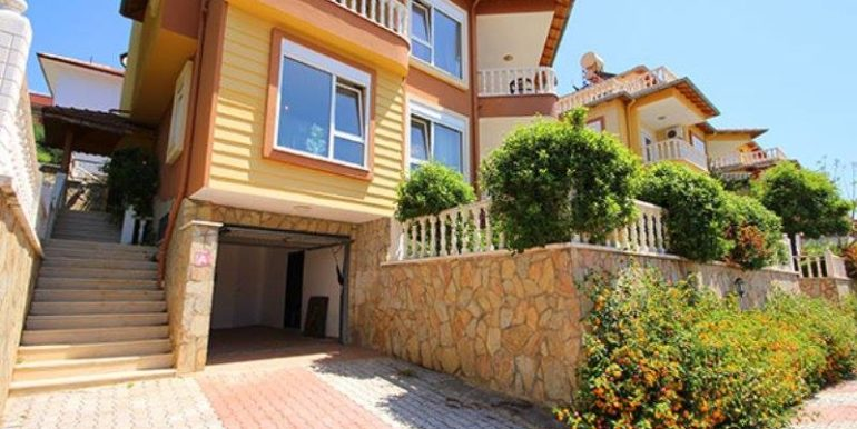 159000 Euro Villa For Sale in Alanya Demirtas 18