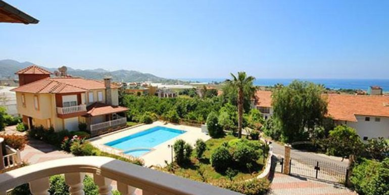 159000 Euro Villa For Sale in Alanya Demirtas 20