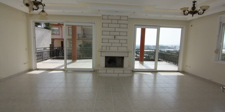 165000 Euro Private Villa For Sale in Alanya 7