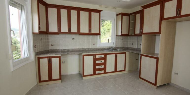 165000 Euro Private Villa For Sale in Alanya 8