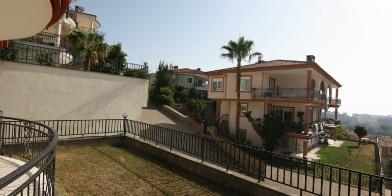 165000 Euro Private Villa For Sale in Alanya 13