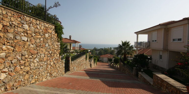165000 Euro Private Villa For Sale in Alanya 16