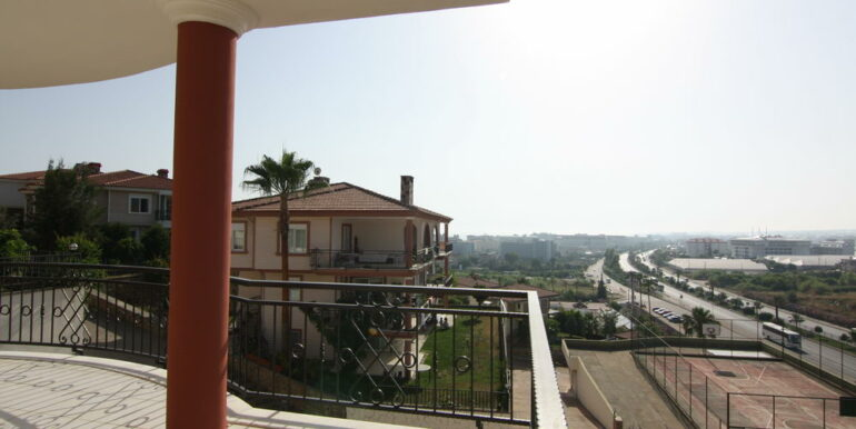 165000 Euro Private Villa For Sale in Alanya 23