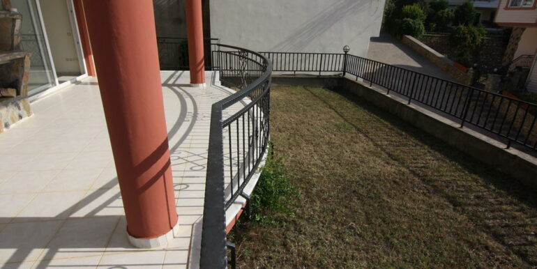 165000 Euro Private Villa For Sale in Alanya 24
