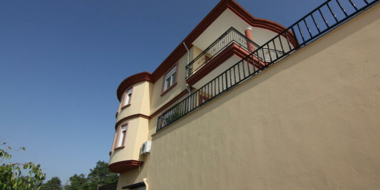 165000 Euro Private Villa For Sale in Alanya 25