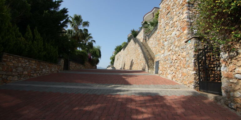 165000 Euro Private Villa For Sale in Alanya 26