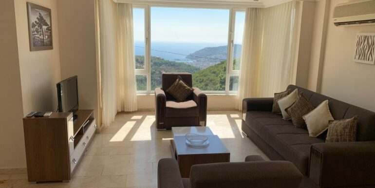 165000 Euro Villa For Sale in Alanya 1