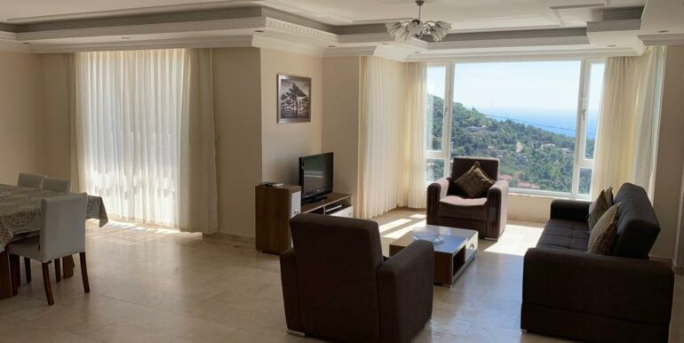 165000 Euro Villa For Sale in Alanya 2
