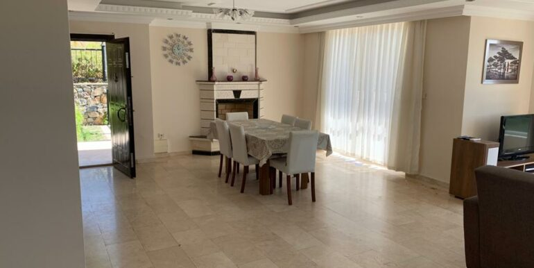 165000 Euro Villa For Sale in Alanya 3