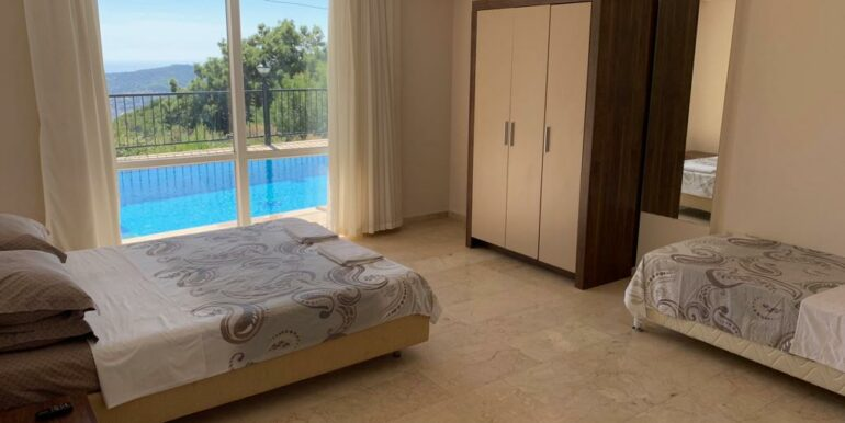 165000 Euro Villa For Sale in Alanya 6