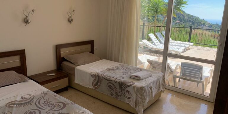 165000 Euro Villa For Sale in Alanya 9