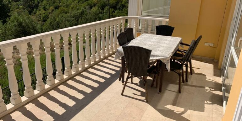 165000 Euro Villa For Sale in Alanya 12
