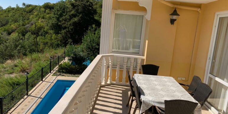 165000 Euro Villa For Sale in Alanya 13